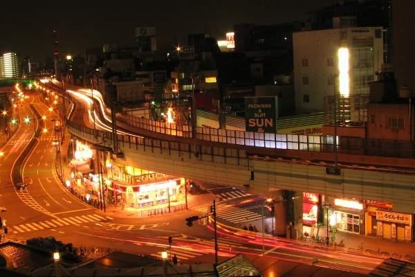 Japanese expressway