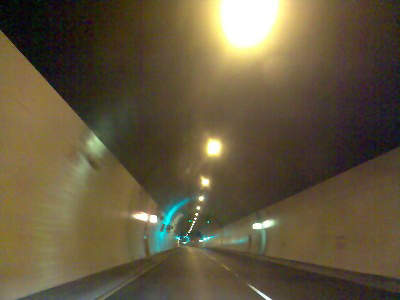 The Dublin Port Tunnel is open to all types of traffic, although some trucks may not fit under its 4.65m height.