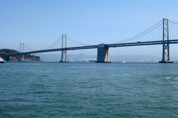 The ten longest suspension bridges in the US - Verdict Traffic