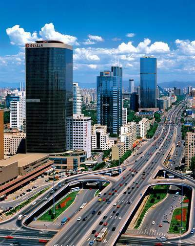 Beijing is developing an Intelligent Transportation Systems (ITS) as part of its preparations for the 2008 Olympics.