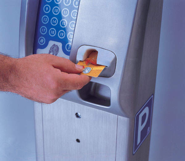 The meters accept a variety of coins and in the near future, will be engineered to take in smart cards.