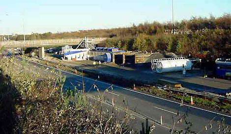 The Dublin Port Tunnel will provide a eight-minute link between the port and the M50 for some 20,000 vehicles per day.