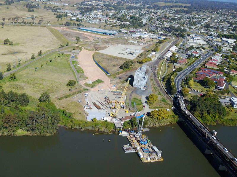 new grafton bridge  new south wales