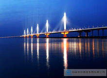 The world's longest cable-stayed bridges