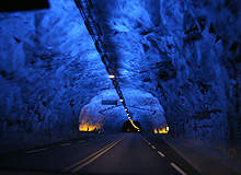 Man-made marvels – the world's longest road tunnels