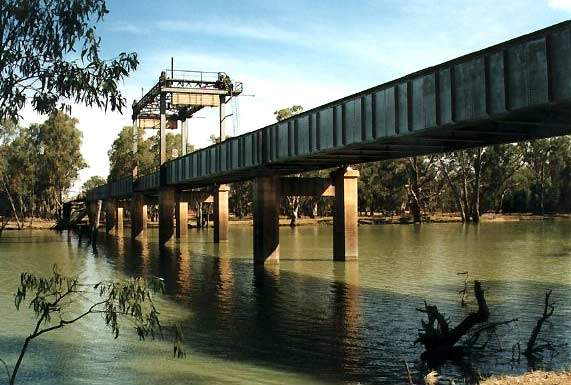 The Robinvale to Euston bridge will also be replaced as part of the Murray Bridges Programme.