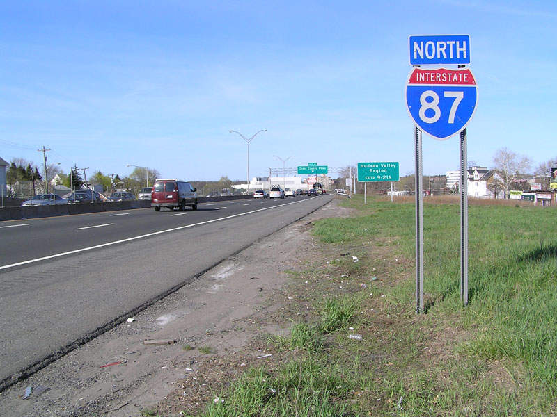 The modernised North-South Arterial will provide improved access to the New York State Thruway.
