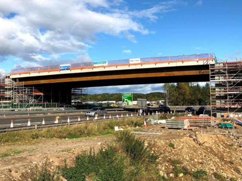 Perth Transport Futures project will improve local transportation network and reduce traffic congestion. Image courtesy of Perth & Kinross Council.