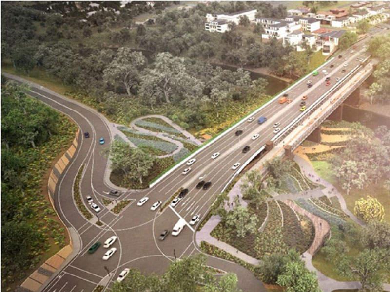 Chandler Highway Upgrade