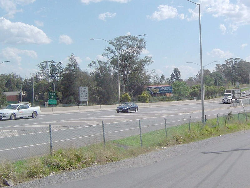 Ipswich Motorway Upgrade