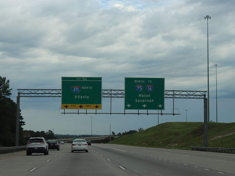 The project is aimed at reducing congestion and improving safety on Interstate 75 (I-75). Image courtesy of Michael Rivera.