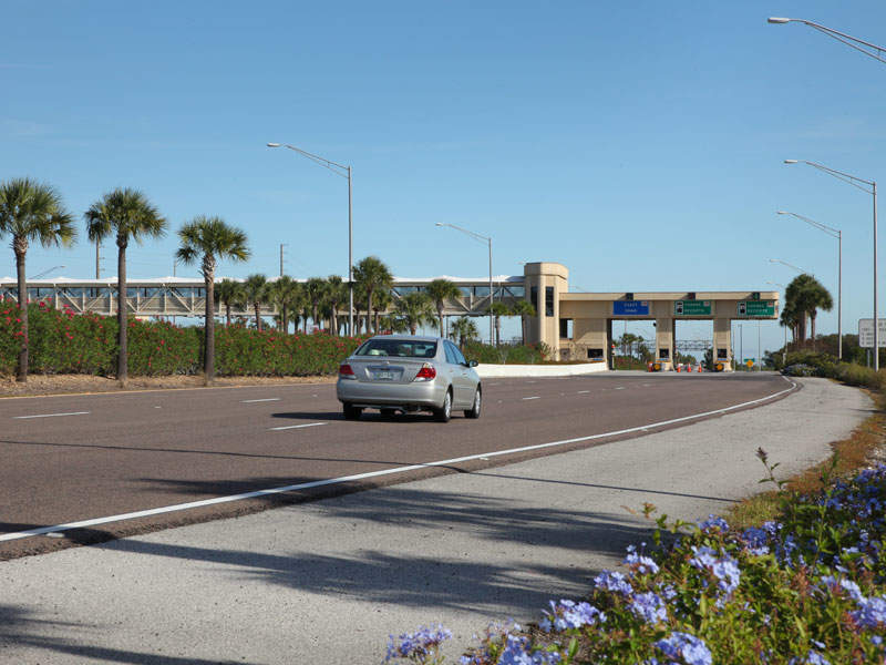 The project is expected to be completed by 2022. Image courtesy of Central Florida Expressway Authority.