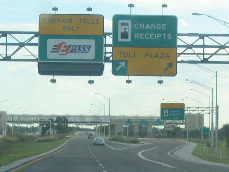 The parkway will connect to SR 417 to help complete the Central Florida's beltway. Image courtesy of SPUI.