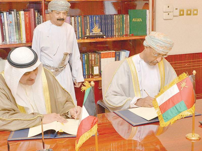 The Kuwait Economic Development Fund (KEDF) signed a $1.75bn financing agreement with the Sultanate of Oman for the Al Batinah Expressway in November 2014. Image courtesy of MOFA – Sultanate of Oman.