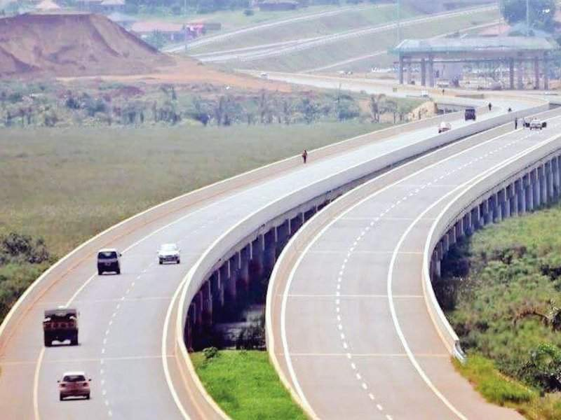 The Kampala-Entebbe Expressway was opened to traffic in June 2018. Image courtesy of Ministry of Works & Transport.