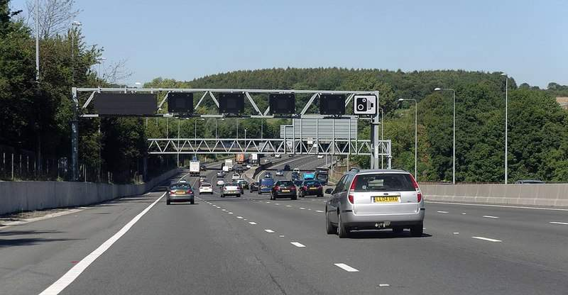 two smart motorways