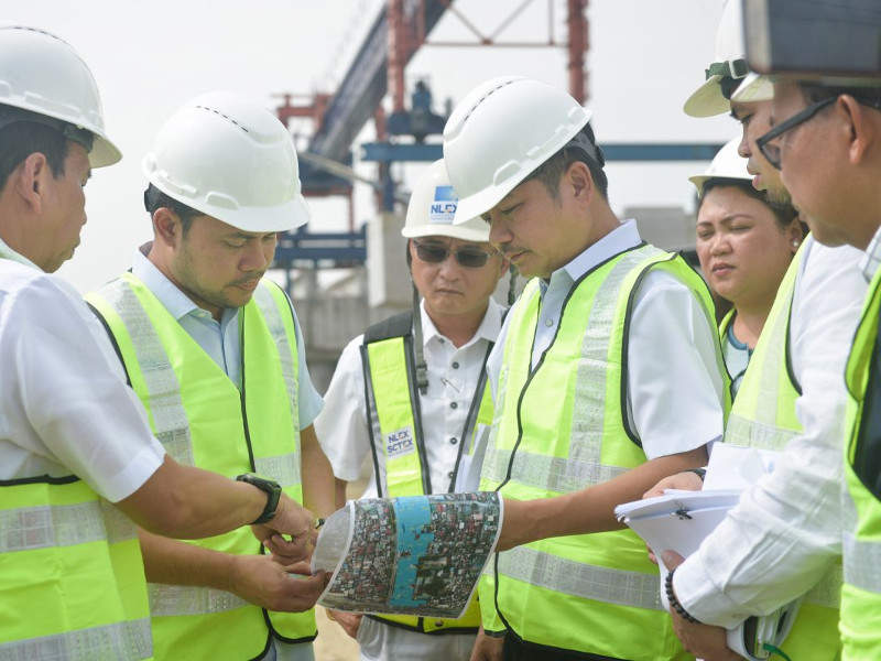 Leighton Asia was awarded an A$140m ($102.3m) contract for the development of the Harbor Link's Segment 10. Credit: NLEX CORPORATION.