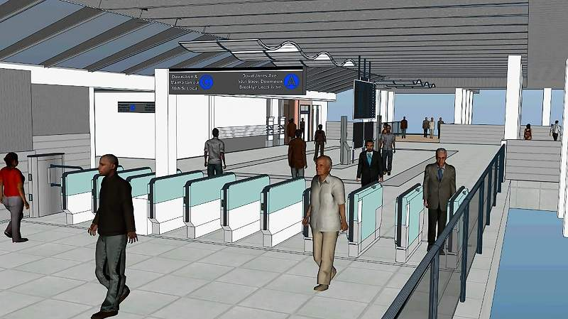 pedestrian simulation software