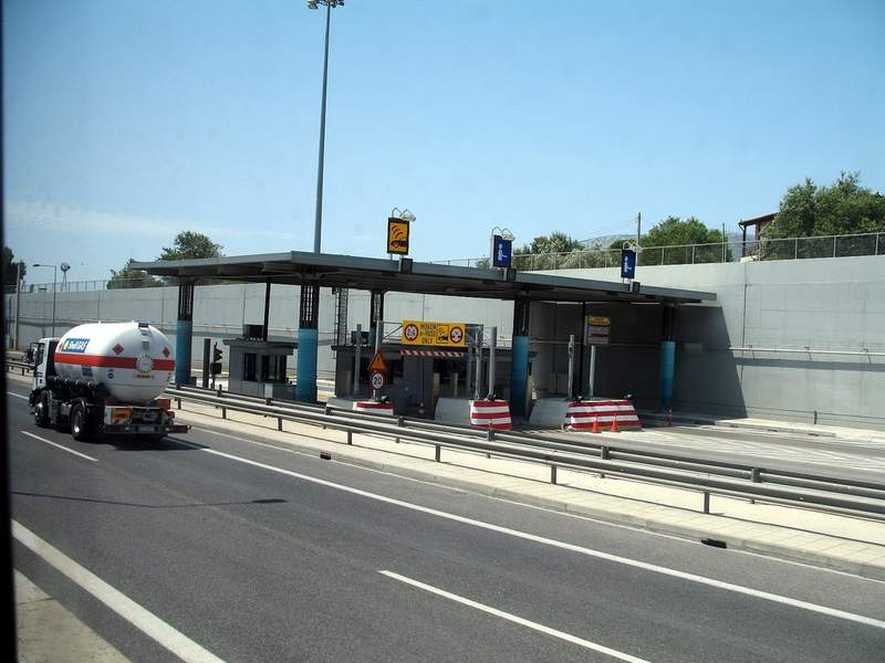road toll collection