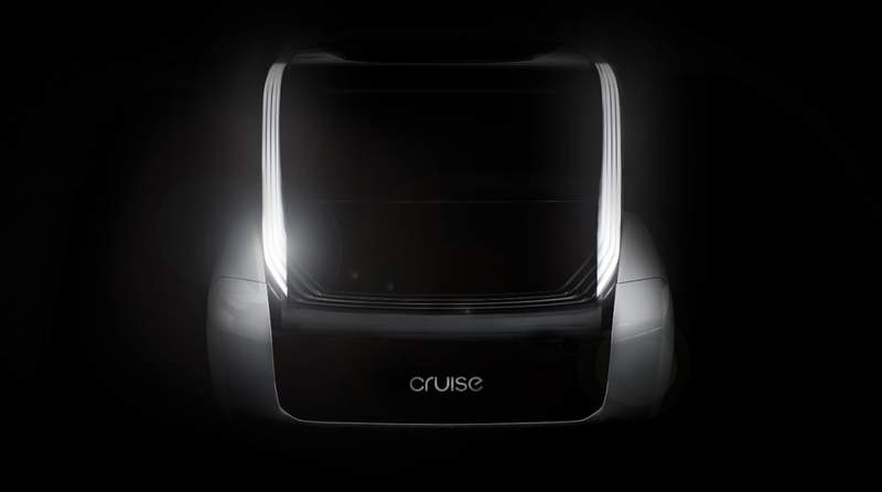 Cruise autonomous vehicles