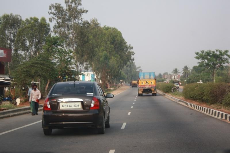 Mysuru-Bengaluru highway