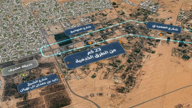 Khawaneej Roads
