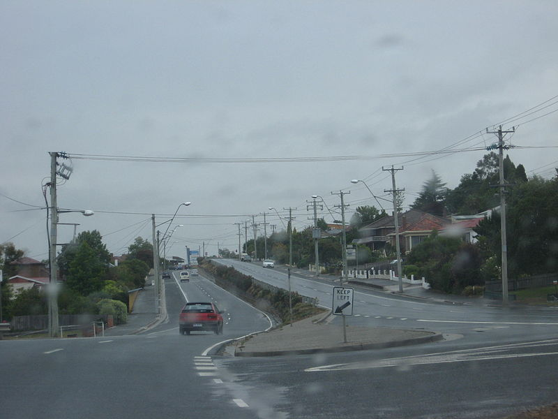 West Tamar Highway