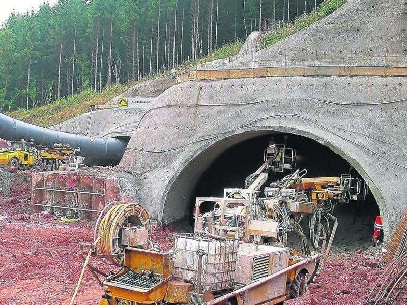 Tunnel Hirschhagen