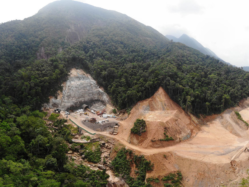 The project is expected to be completed in 2021. Credit: Cocoa Route.