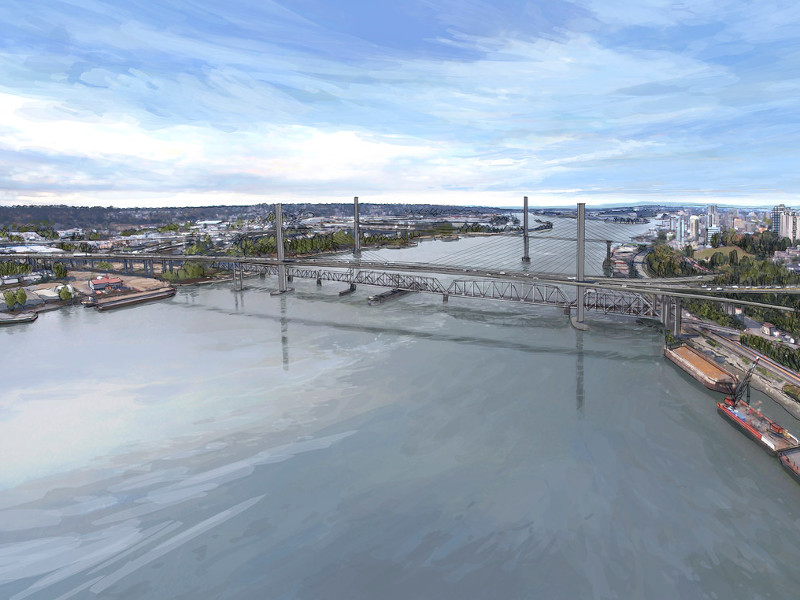 Pattullo Bridge Replacement Project