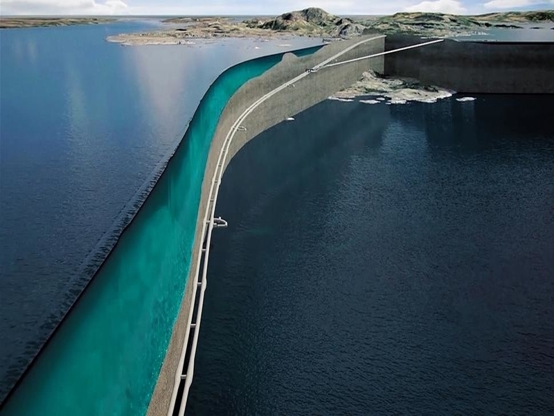The E39 Rogfast tunnel project is estimated to cost Nkr16.8bn ($1.9bn). Credit: Volvo.