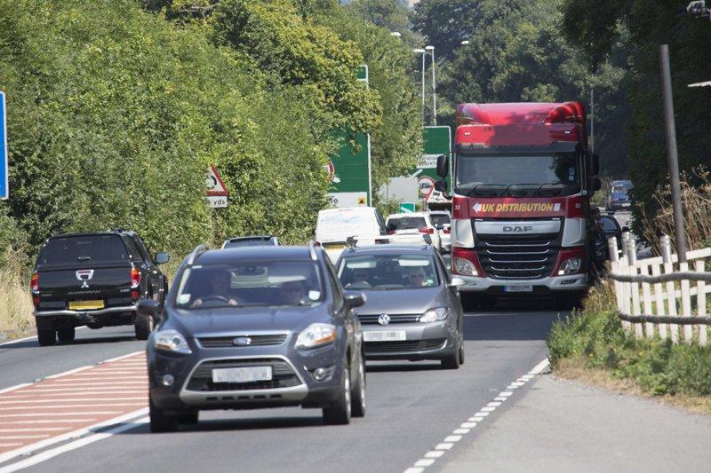 UK A303 highway