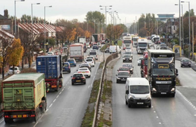A5036 Merseyside bypass