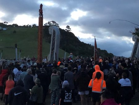 Taipā Bridge in New Zealand officially opens to traffic