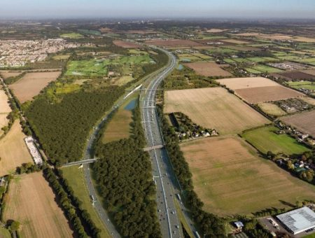 Highways England releases revised plan to build Lower Thames Crossing