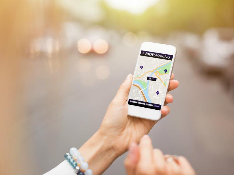 ride-sharing economy