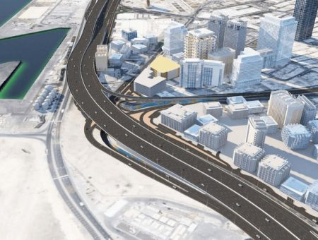 BESIX Group to build bridges, ramp and tunnel in Dubai