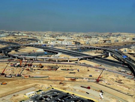 Dubai completes building road network for Expo 2020