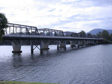 Fulton Hogan Construction wins contract for NSW's Nowra Bridge project