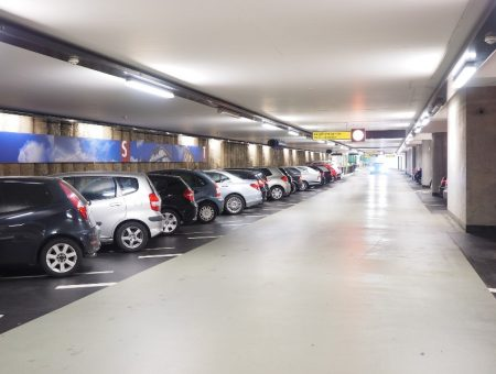 HERE and ParkHub partner to integrate parking solutions