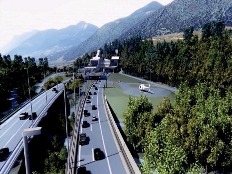 Karawanken Tunnel Extension Project