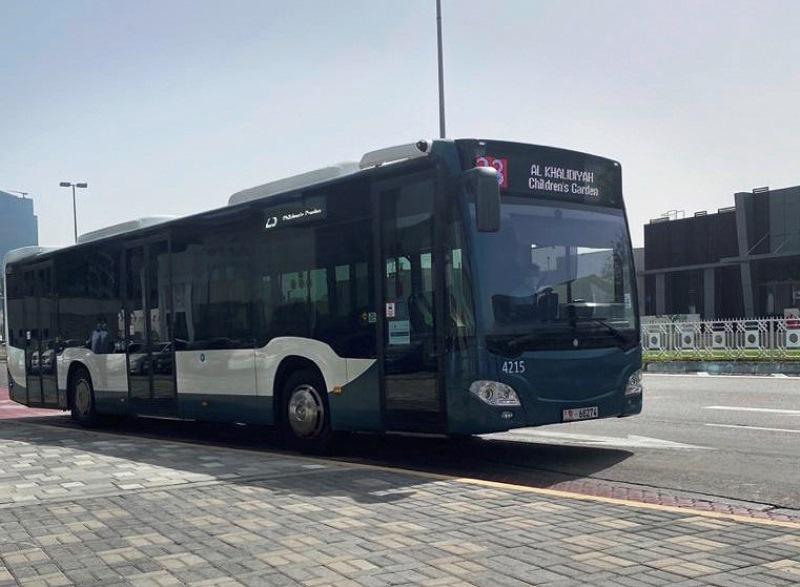 Abu Dhabi DoT