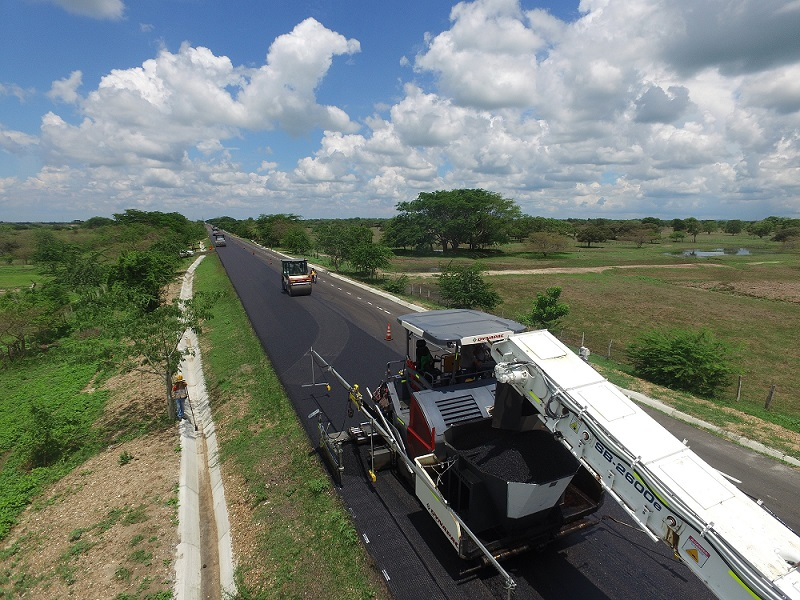The project will provide greater connectivity between Barranquilla, Cartagena and other regions in Columbia. Credit: SACYR, S.A.
