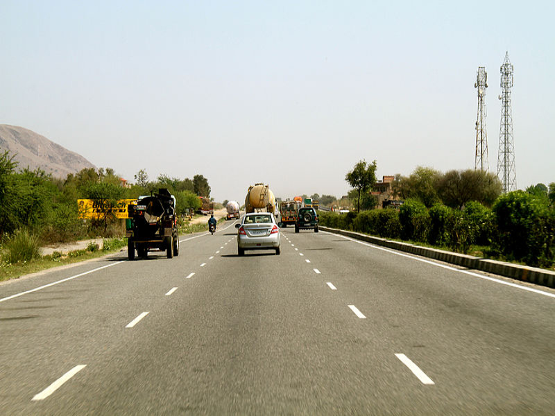 Highway projects India
