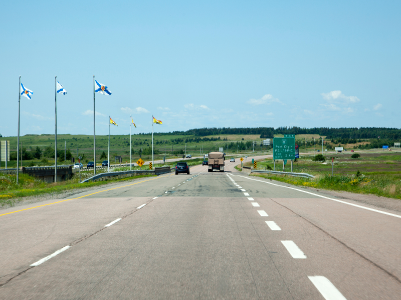 The project will create a 200km-long continuous twinned highway.