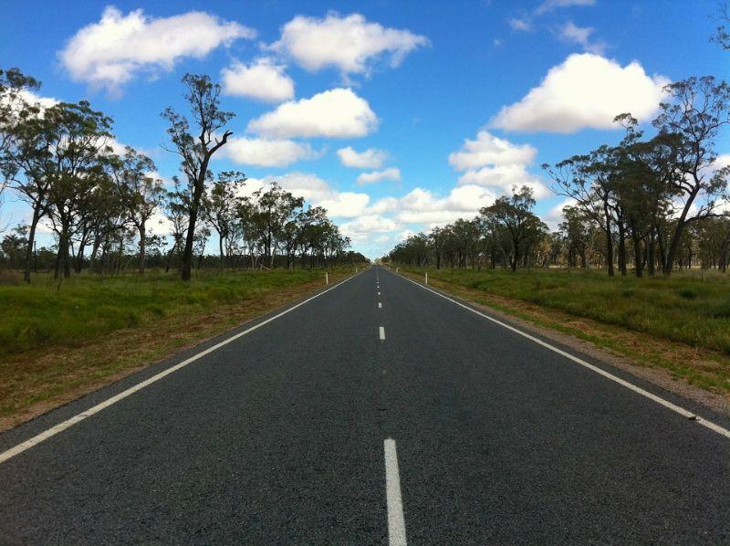 Australia motorway