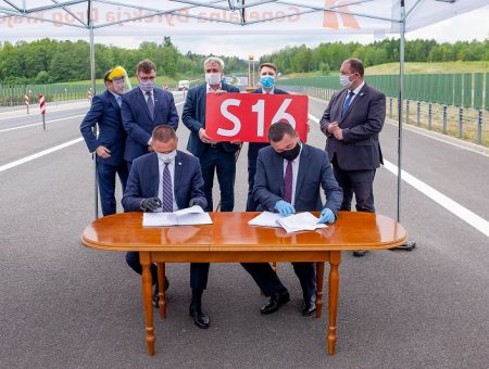 PORR secures €115m expressway contract from GDDKiA in Poland