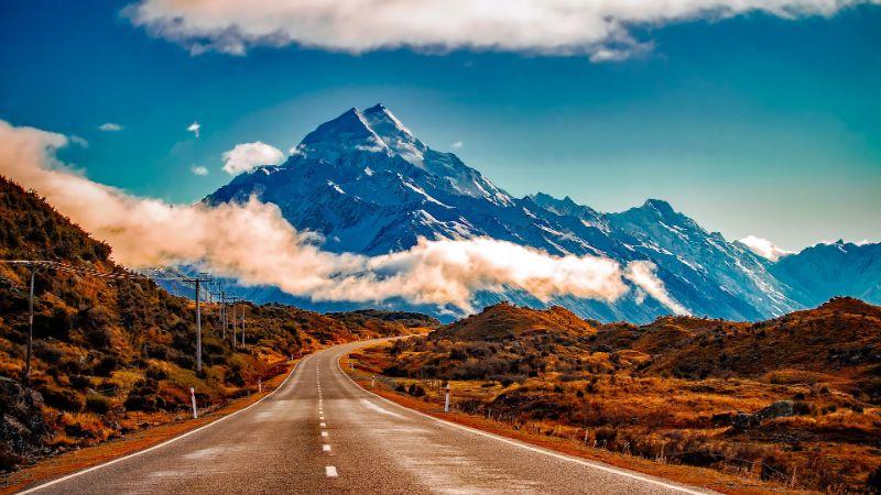 NZ Southern Motorway