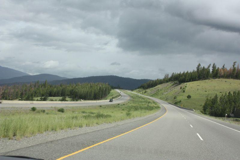 Manitoba highway