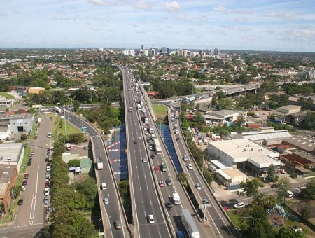 New South Wales opens $3bn WestConnex M5 tunnels